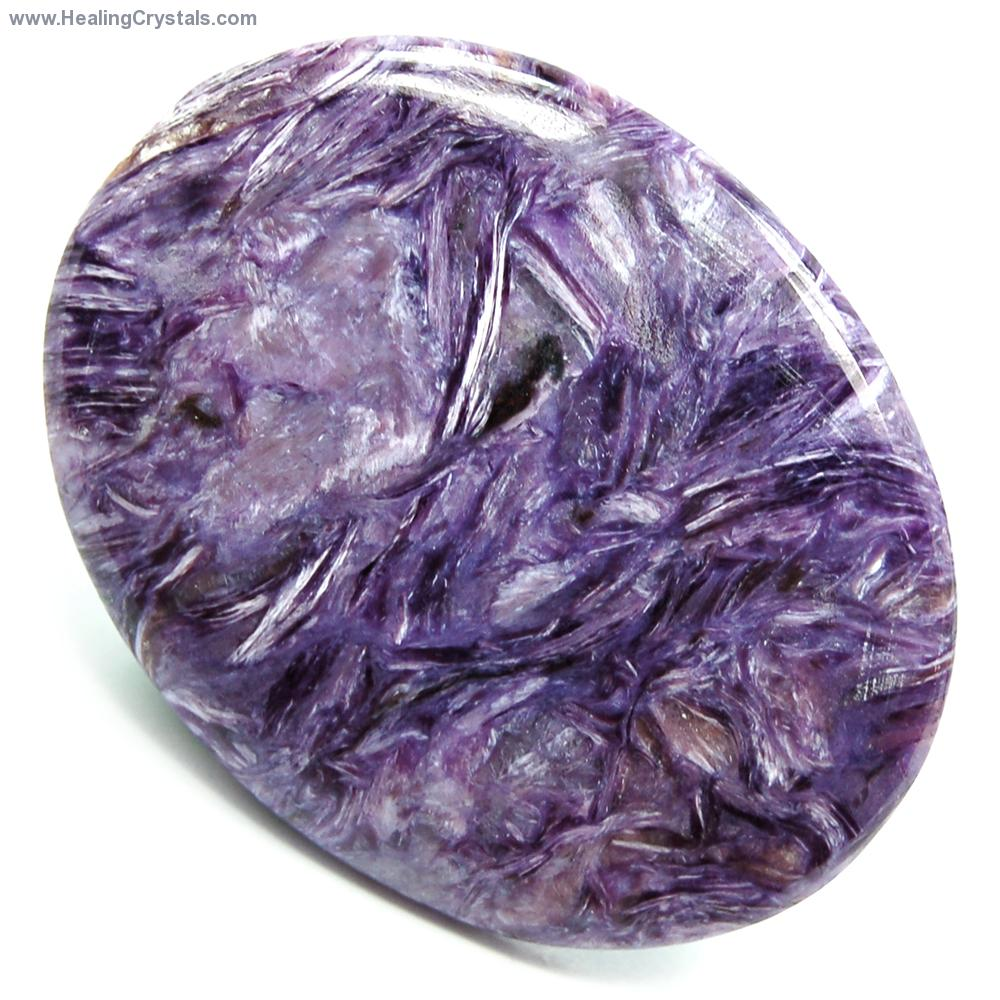 Cabochons---Charoite-Cabochon-ExtraA-Russia-10